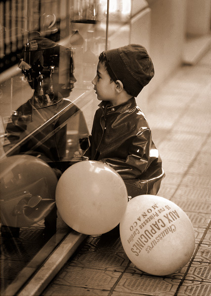 The Balloon Boy